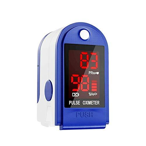 pulso Monitor de saturación Pantalla digital LED