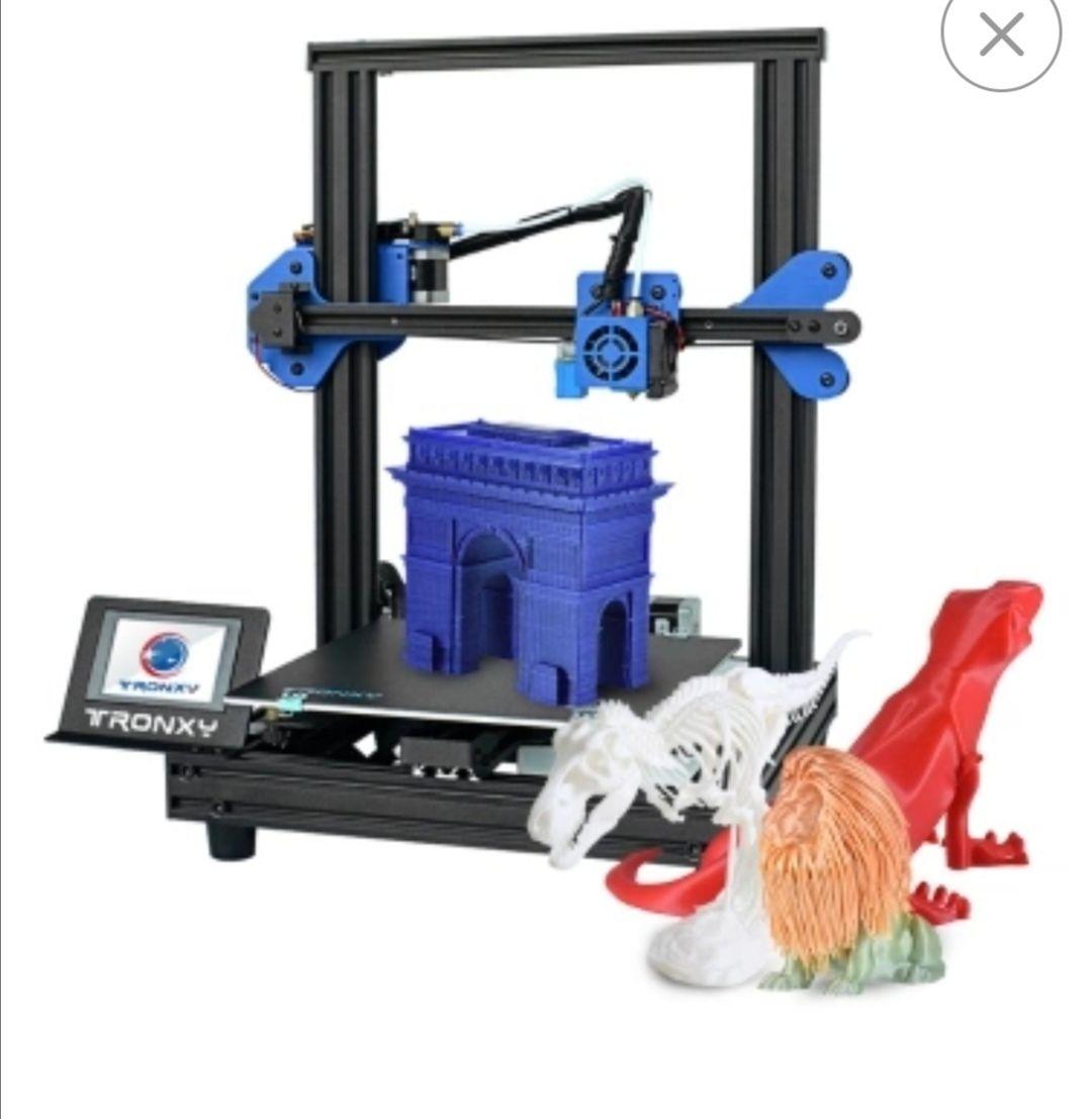 Impresora 3D TRONXY XY-2 Pro