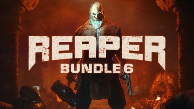 Reaper Bundle 6 - 7 juegos Steam por 3,99€ (Grid, Dirt, Street of Reds y otros)