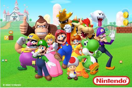 40% de descuento en camisetas y sudaderas de Nintendo.