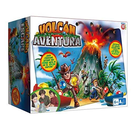 Volcán Aventura IMC Toys