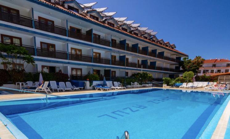 OCT Tenerife 5 noches en apartamento + vuelos desde Madrid