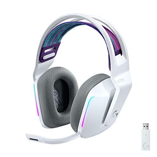 Logitech G733 Auriculares Gaming Inalámbricos RGB