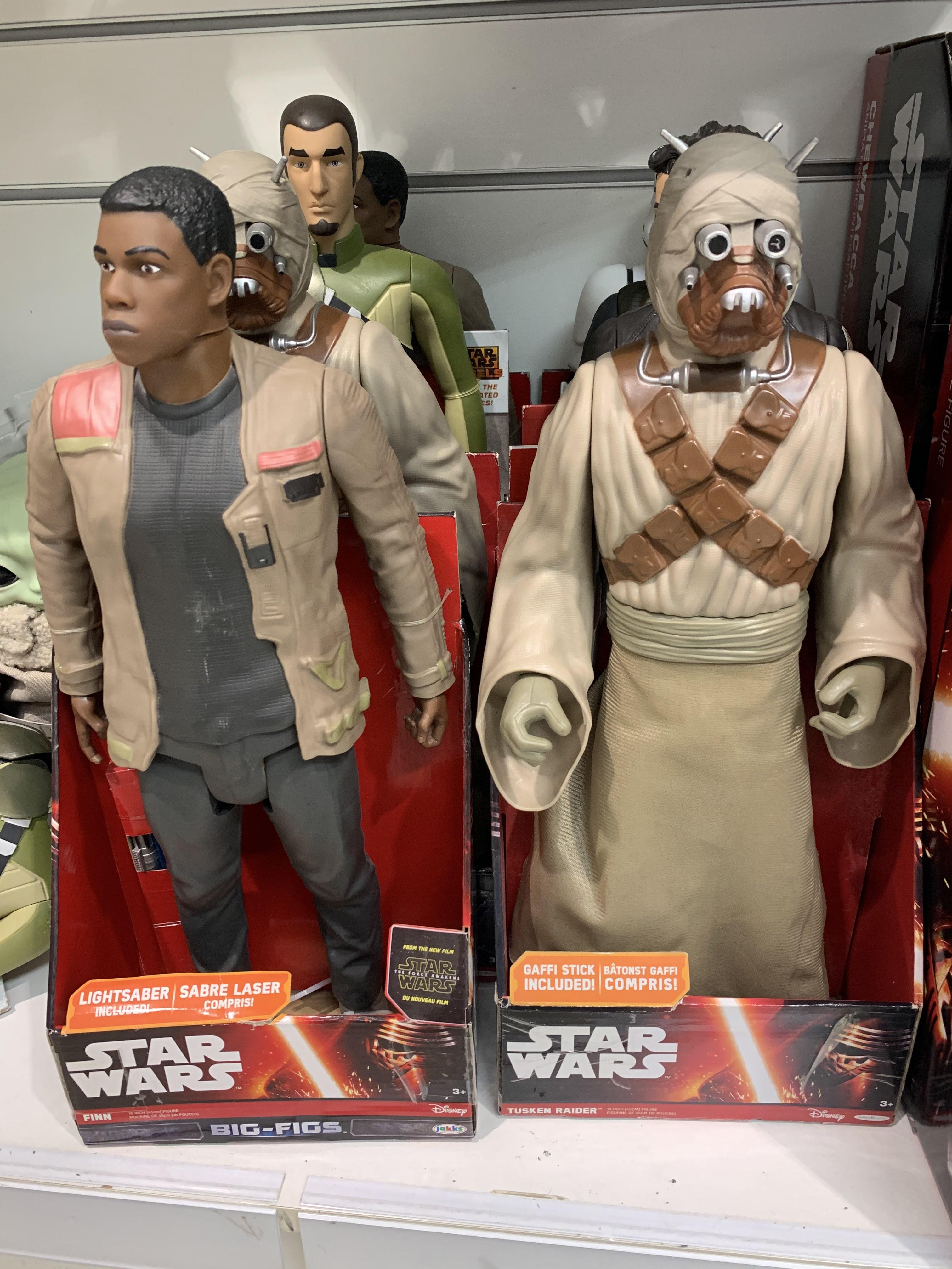 Figuras 50cm Star Wars, Disney