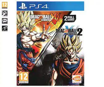 Pack de Dragon Ball Xenoverse 1 + Dragon Ball Xenoverse 2 para PS4 (Alcampo Vaguada)