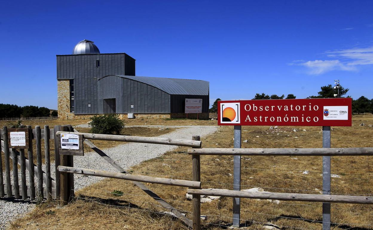 Disfruta de la Luna este sábado desde el Observatorio Astronómico de Cantabria GRATIS