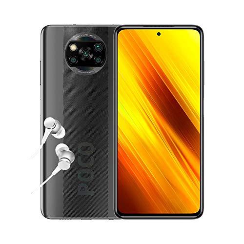 "Poco X3 NFC Smartphone 6+64GB, 6,67"" FHD+"