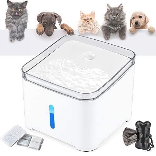 Fuente de Agua para mascotas de 2L (Flash + dto)