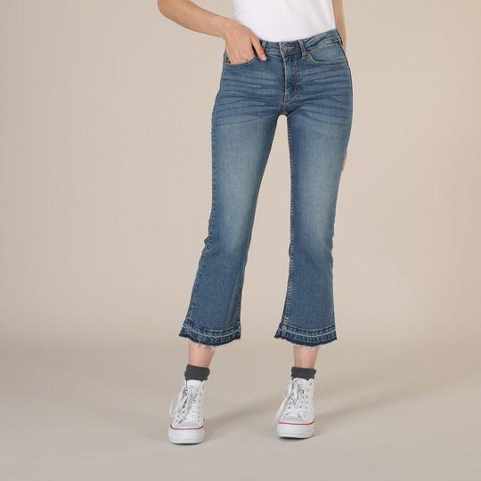 LOIS Jeans Corte Evasé Azul Denim