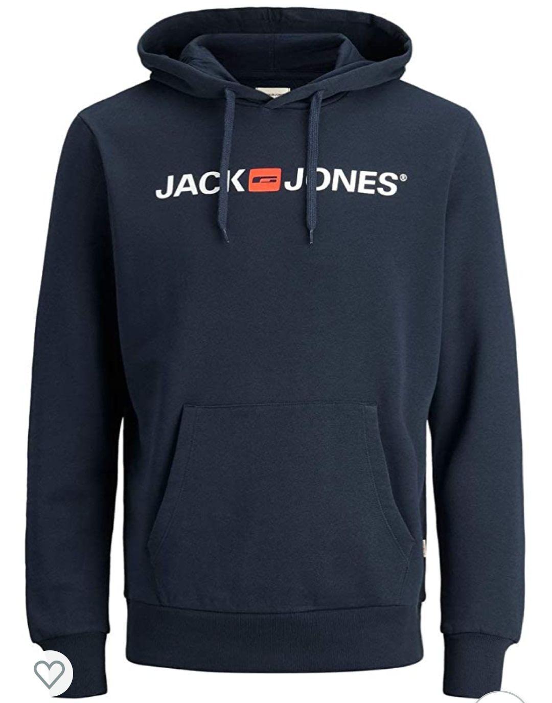 Jack & Jones Jjecorp Logo Sweat Hood Noos Capucha para Hombre (Varias tallas)