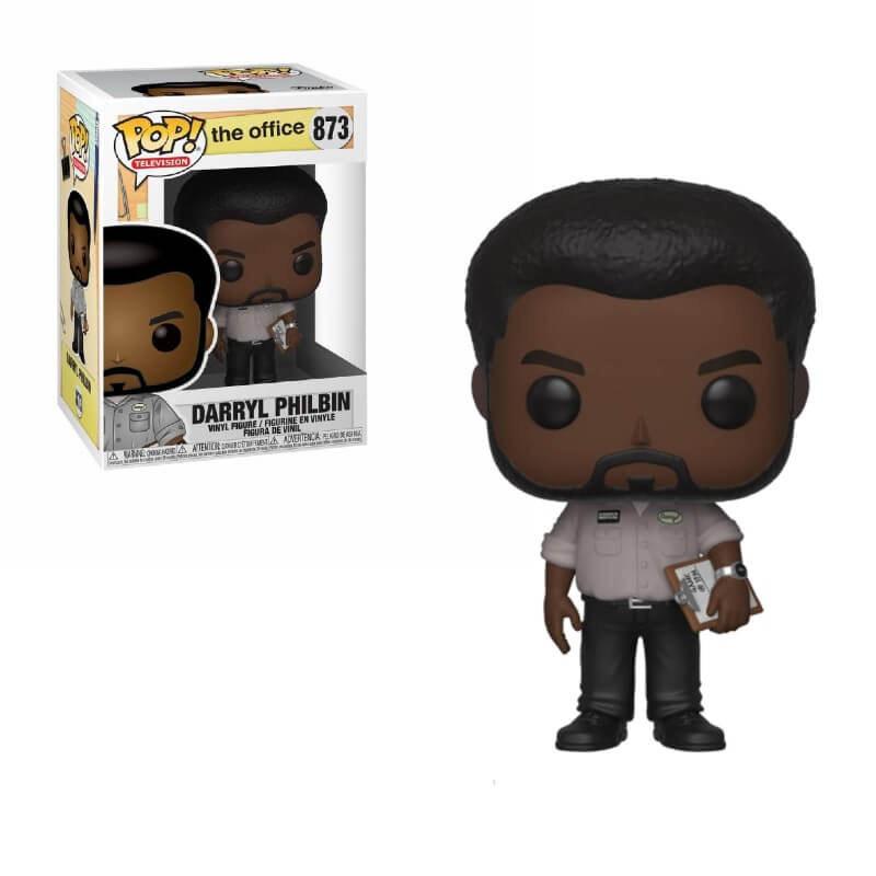 Funko Pop Darryl Philbin (The Office US)