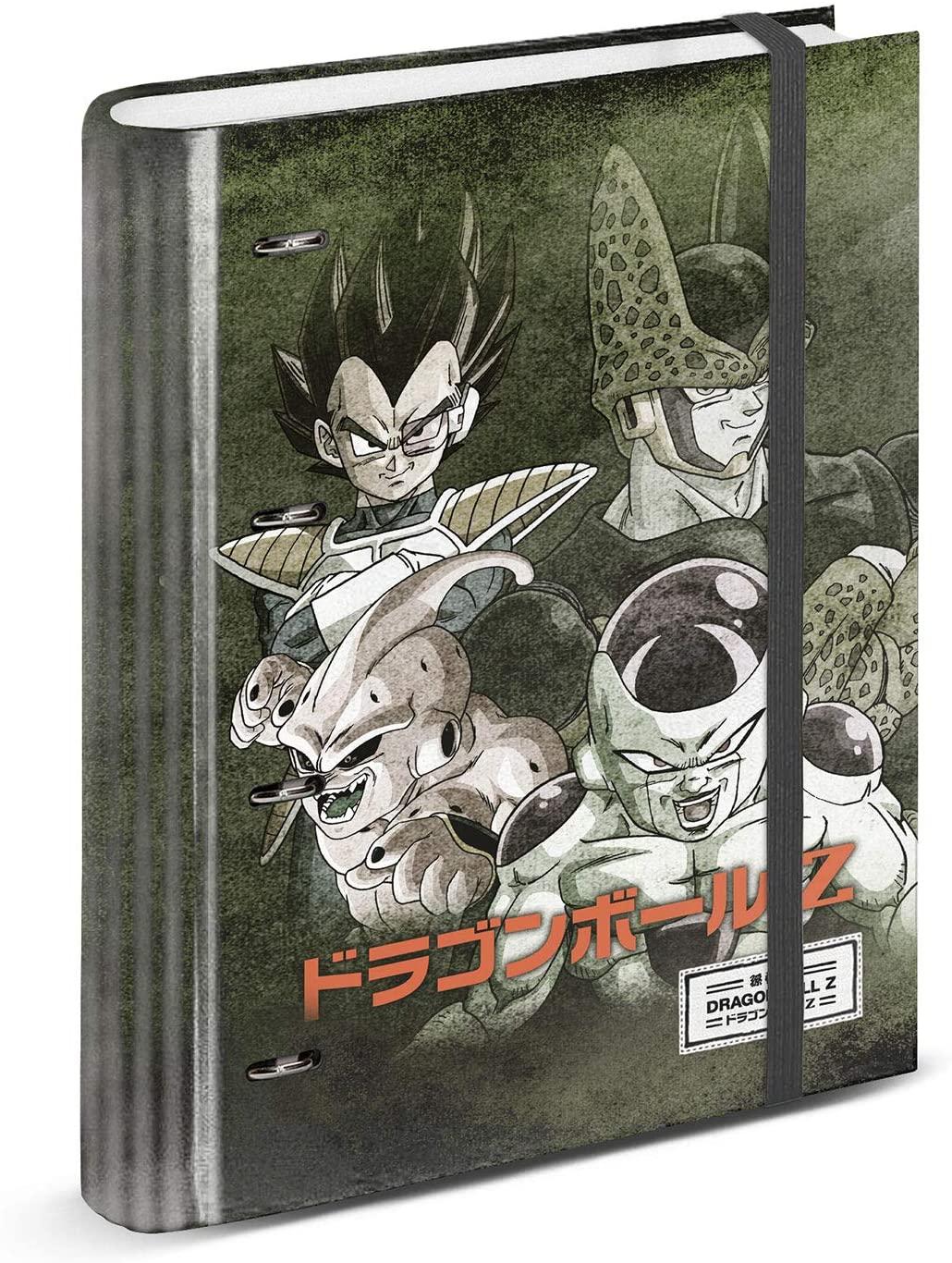 Dragon Ball Evil-Carpesano