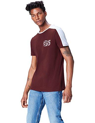 TALLA M - find. Camiseta Vintage para Hombre
