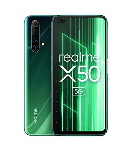 """Realme X50 5G - Smartphone de 6.57"""", 6 GB RAM + 128 GB ROM"""