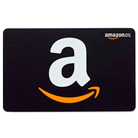 5€ GRATIS en Amazon comprando un Código de 25€ a vendedores de la ONCE