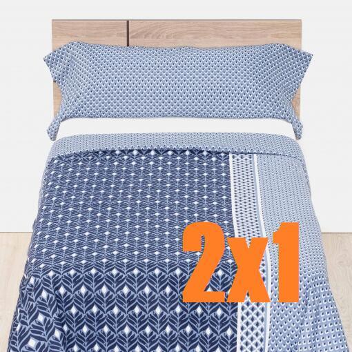 2 Juegos de sábanas o 2 fundas nórdico por 9,99€ para 90cm y 2x1 TODAS LAS MEDIDAS