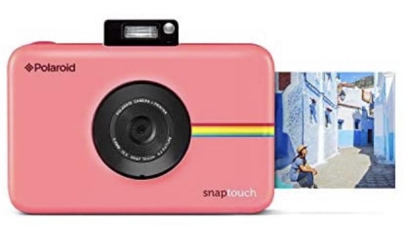 Polaroid Snap Touch 2.0 - Cámara digital portátil instantánea de 13 Mp, Bluetooth, pantalla táctil LCD