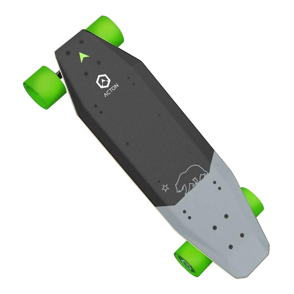 Skateboard Xiaomi con 12km de autonomía y mando