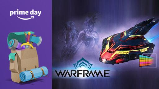 Warframe: Prime Day Bundle [Twitch] (Gratis)