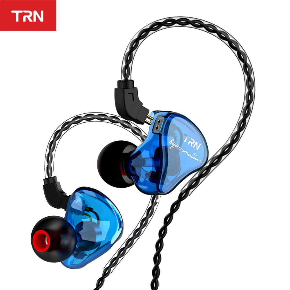 Auriculares Hibridos TRN IM1 Pro (1dd+1ba)