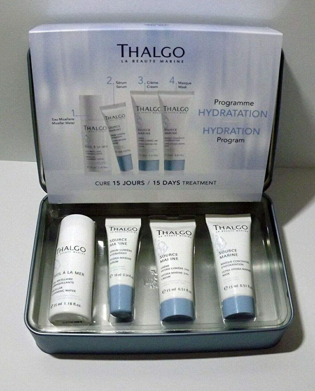 Thalgo Source Marine 15 ml, FOUR products per tin (3525801668930)