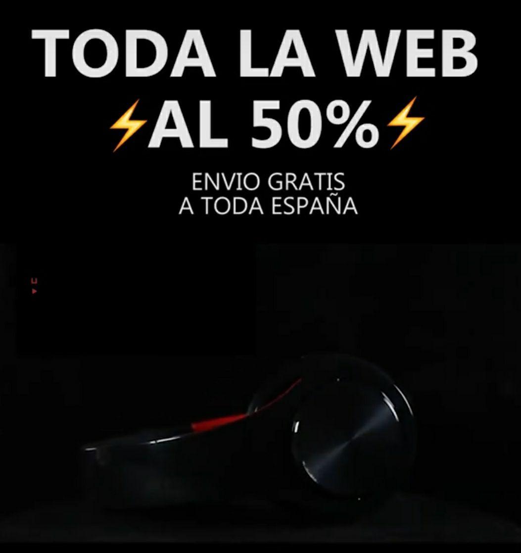 Sound You Like - Productos de sonido al 50% y envío gratis en España
