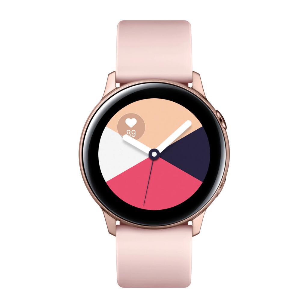 Samsung Galaxy Watch Active 40 mm Oro Rosa (Canarias)