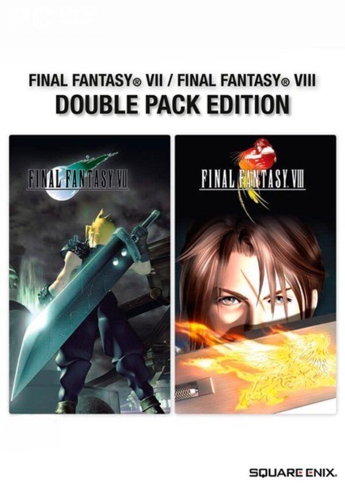 Cdkey Final Fantasy 7 + 8 (Steam)