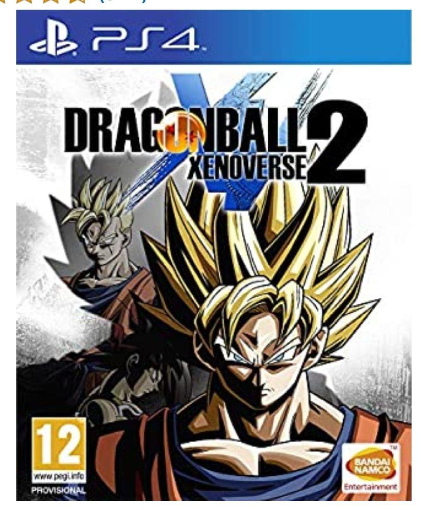 Dragon Ball Xenoverse 2, PS4 *Mínimo histórico*