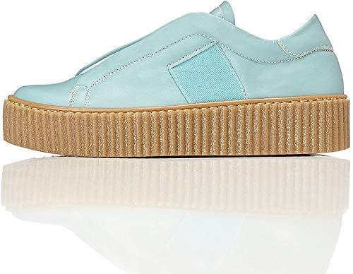 Zapato de plataforma para mujer