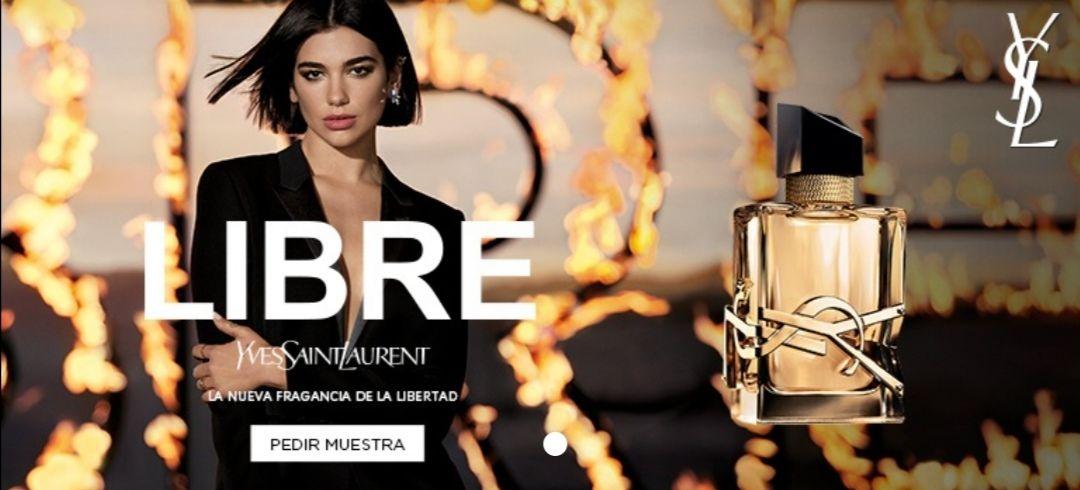 Muestra Libre Intense EDP de Yves Saint Laurent