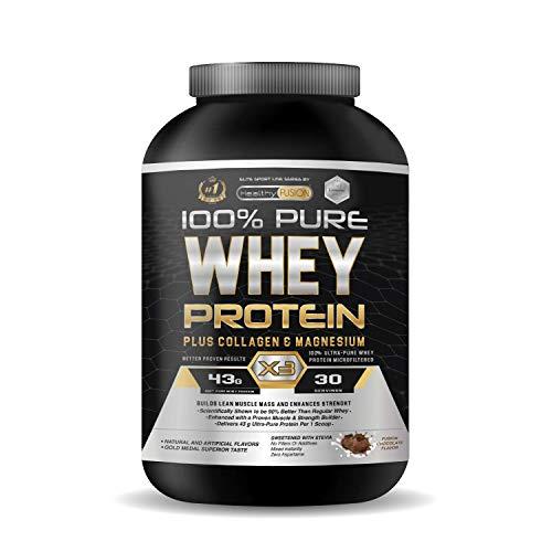 Proteina con colágeno + magnesio 1000g