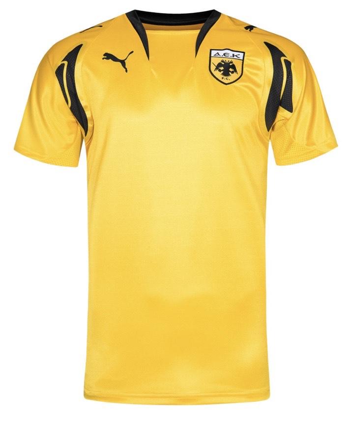 Camiseta AEK Atenas PUMA Hombre