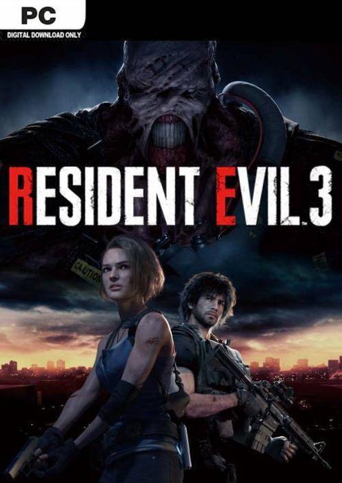 RESIDENT EVIL 3 [STEAM]
