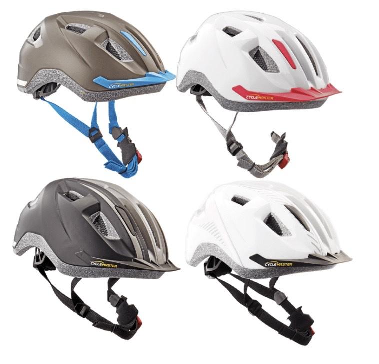 CYCLEMASTER® Casco para bicicleta