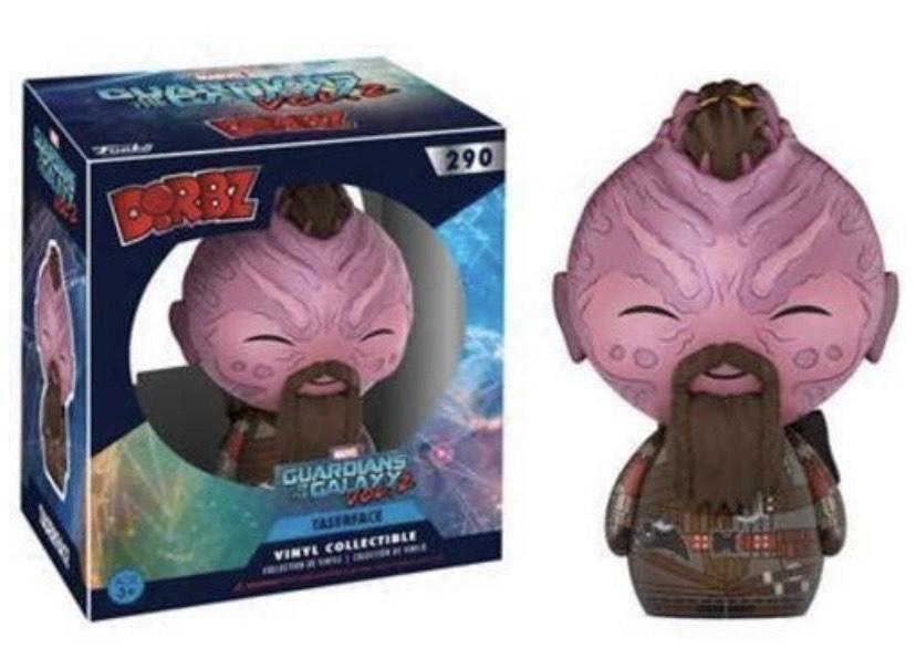 Dorbz - Marvel: Guardians O/T Galaxy 2: Taserface