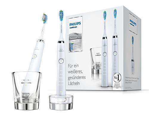 Pack de 2 cepillos de dientes eléctricos Philips Sonicare DiamondClean