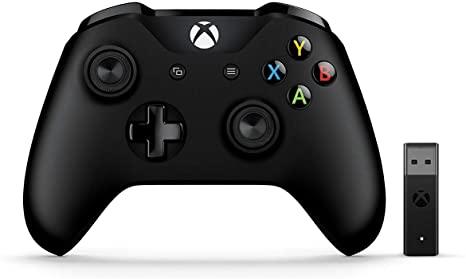 2 Mandos Xbox One con adaptador para W10 por solo 74,98€ (37,49€/unidad)