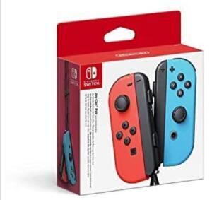 2 Kits de Joy-Con para Nintendo Switch por 91,48€ (45,74€/kit)