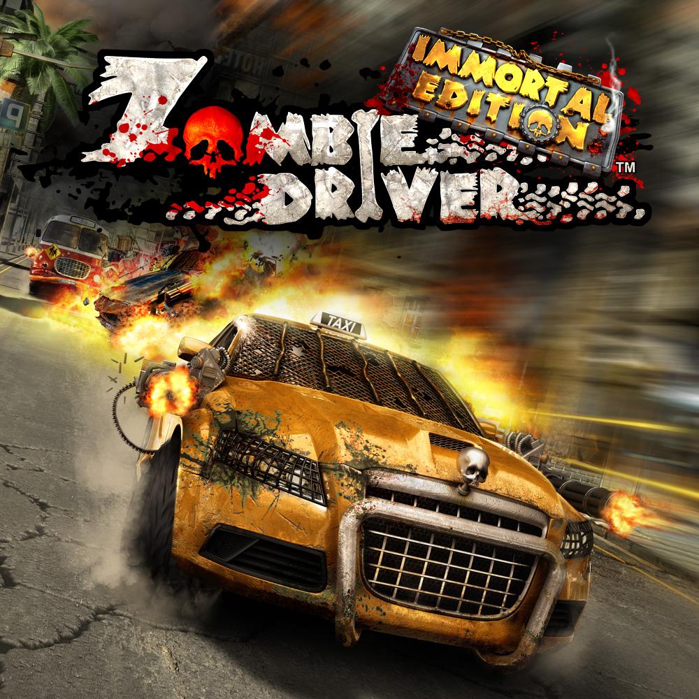 Zombie Driver Immortal Edition - Nintendo Switch (eshop de Rusia)
