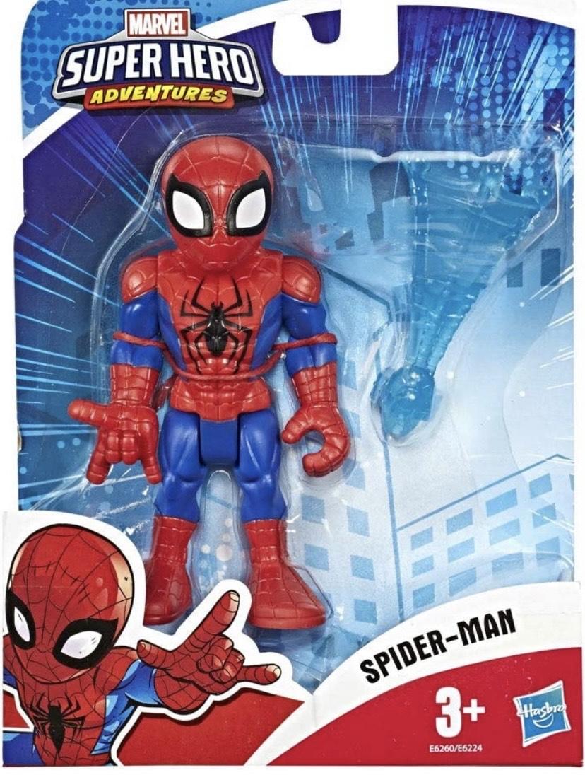 Figura de Spider-Man (12,5 cm), Hasbro Playskool