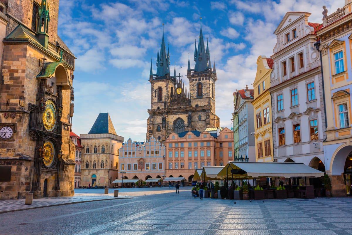 5 días y 4 noches en Praga en hotel 5* con vuelos incluidos por 93€ p.p.