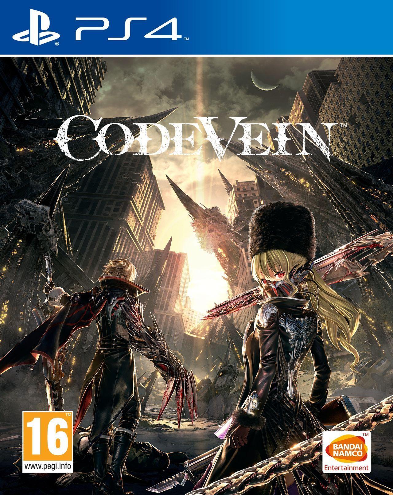 Code Vein (PS4/Xbox One)