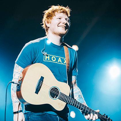 GRATIS :: Conciertos online Ed Sheeran, Muse, Paul McCartney, The Who y otros (Teenage Cancer Trust))