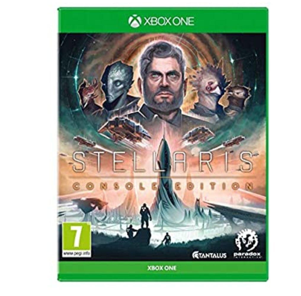 "Stellaris - Console Edition - Xbox One + 3 DLC's *Mínimo histórico"""