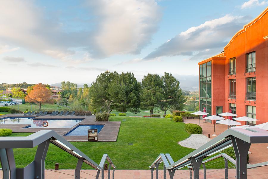 Barcelona Golf Resort & Spa 4* en julio solo 24€