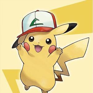 GRATIS :: 8 Pikachu de Ash con sus gorras (Pokémon Espada y Escudo)