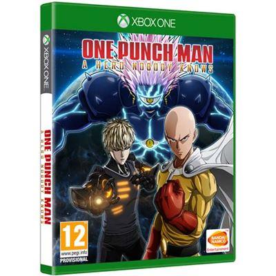 One Puncha Man para Xbox solo 16.9€