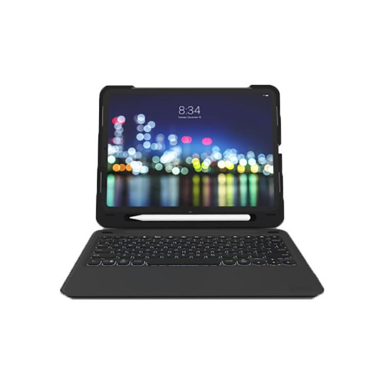 "ZAGG Slim Book Go 11"" Funda Teclado iPad Pro 2018 Negro"
