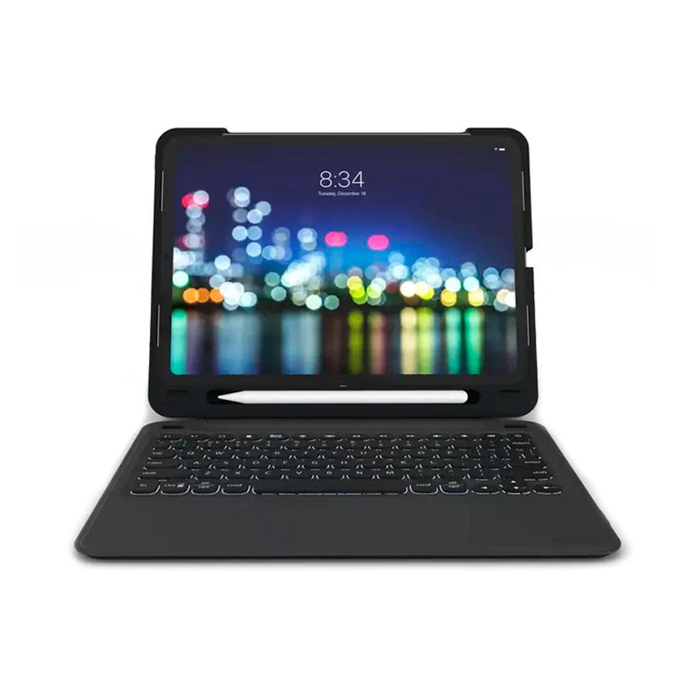 "Zagg Slim Book Go 12,9"" Funda Teclado iPad Pro 2018 Negro"